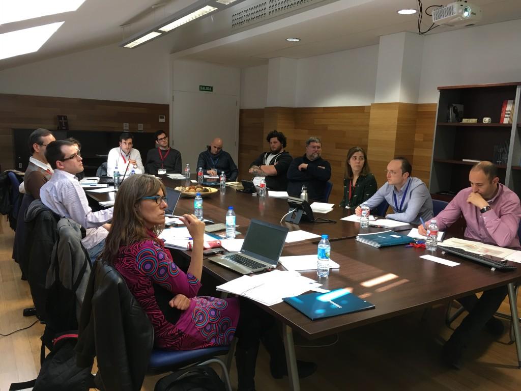 2ª reunión de coordinación